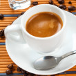 Foto de Stock  : Coffee espresso