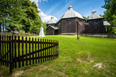 Eastern Orthodox Church in Michniowiec, Poland — Stock Photo
