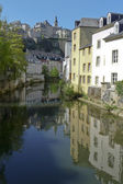 Old Luxembourg City — Stock Photo