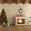 Stockfoto: Waiting for christmas