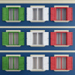 Italian windows — Stock Photo #20230129