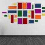 Empty minimalist room — Stock Photo #34645333