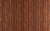 Dark wood paneling — Stock Photo