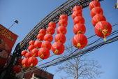 Lampion chino — Foto de Stock