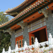 Stock Photo: Buddhist temple in Lautau