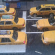 Taxi New York — Stock Photo
