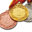 Medals — Stock Photo #14836327