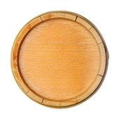 Wooden circle — Fotografia Stock