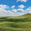 Green hills of Asia — Stock Photo