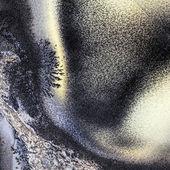 Moss Agate gray — Stock Photo