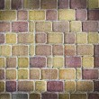 Brick wall in grunge style — Stock Photo