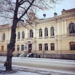 Winter in Porvoo, Finland — Stock Photo