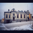 Winter in Porvoo, Finland — Stock Photo