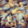 Teddy bears — Stock fotografie #26629337