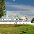 Male Holy Trinity Monastery Svirsky. — Stock Photo