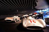 Mercedes Museum in Stuttgart, Germany — Stock Photo