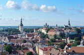 Old town Tallin Estonia — Stock Photo