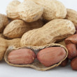 Hill from nuts peanuts - Stock Photo