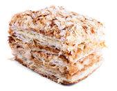 "Cake ""Napoleon"" — Stock Photo"