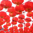 Royalty-Free Stock Photo: Red lantern