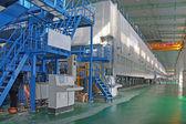 Paper enterprises production — Stock Photo
