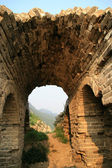 The original ecological Great Wall — Stock Photo