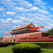 Scenery of the Forbidden City in Beijing — Stock Photo