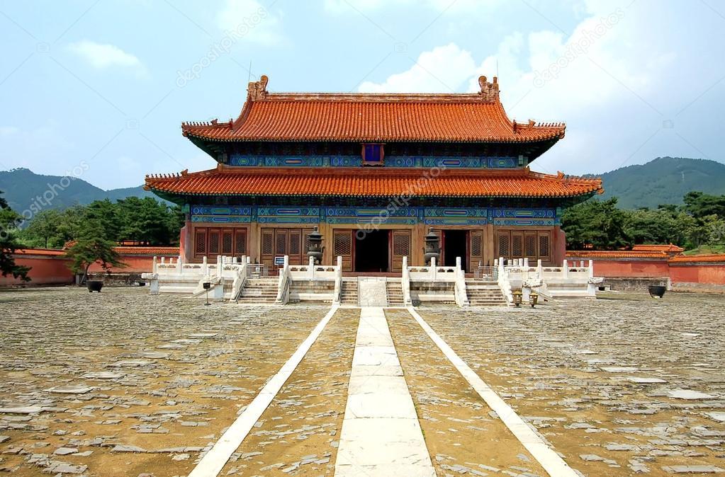 Architecture de paysage de la chine ancienne for Architecture ancienne