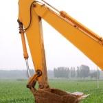 Excavator — Stock Photo #21170419