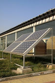 Solar products — Stock Photo