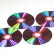 Stock Photo: Compact disc