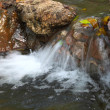 Stock Photo: Stream in mountain