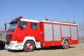 Fire vehicles — Stock Photo
