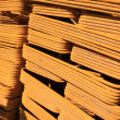 Stock Photo: Steel bars construction materials