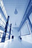 Hall indoor decoration — Stock Photo