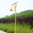 Solar lights — Stock Photo