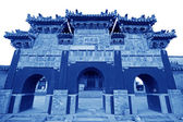 Ancient chinese traditional architectural landscape — Foto de Stock