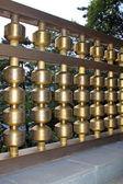 Tibetan buddhism supplies — Stock Photo