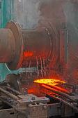 Schweißen produktion szene — Stockfoto