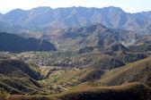 Natural scenery of mountains — Stok fotoğraf