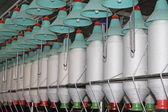 Spinning workshop — Stock Photo