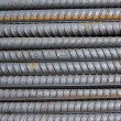 Steel bars construction materials — Stock Photo