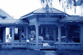 Paisaje arquitectura — Foto de Stock