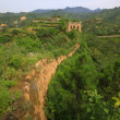 Original ecology of great wall pass — Stock Photo #34101329