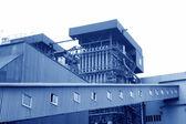 Stahl mechanische ausrüstung — Stockfoto