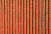 Rust brown sheet iron — Stock Photo