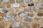 Viejos muros de piedra, closeup de cuadros — Foto de Stock