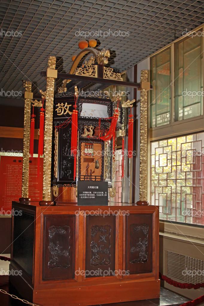 arredamento cinese antica natura morta in un museo foto ForArredamento Cinese