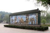 Antika kinesiska traditionell arkitektonisk stil — Stockfoto