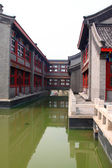 Chinese traditional architectural landscape — Stock Photo